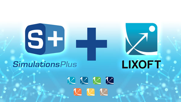 Lixoft becomes a subsidiary of Simulations Plus