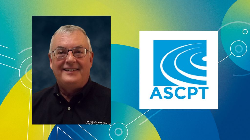 Ted Grasela Awarded With The Gary Neil Prize from ASCPT